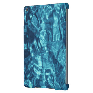 Blue Abstract iPad Air Cover