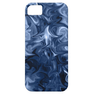 blue abstract iphone 5 case