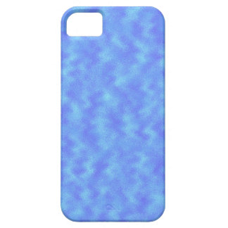 Blue Abstract iPhone SE/5/5s Case