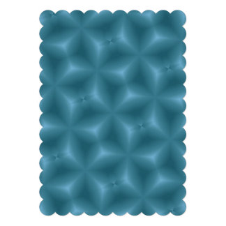 Blue abstract pattern cards