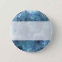 Blue Abstract. Pinback Button