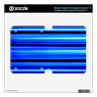 Blue Abstract WD My Passport Skin