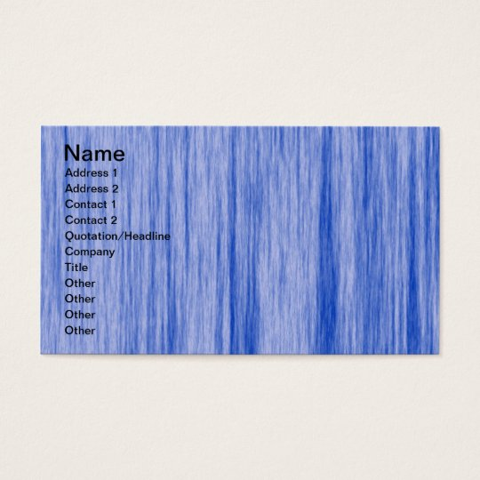 Blue-abstract-surface156 BLUE ABSTRACT SURFACE TEX Business Card