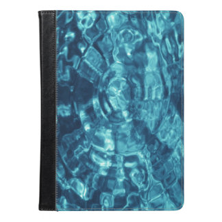 Blue Abstract Water Photo iPad Air Case