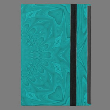 Blue abstract wood pattern.jpg iPad mini cases