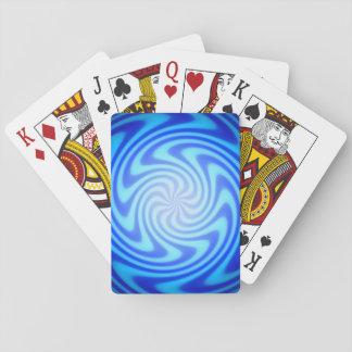 Blue Abyss Downward Spiral Deck Of Cards