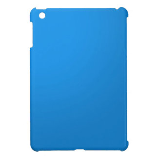 Blue Acrylic Color Tone shows depth n elegance iPad Mini Cases