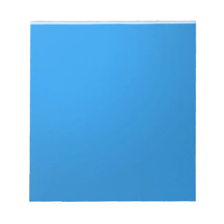 Blue Acrylic Color Tone shows depth n elegance Notepad