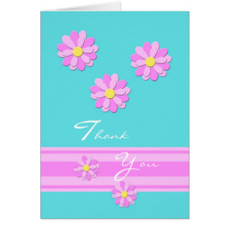 Blue Administrative Professionals Day Card