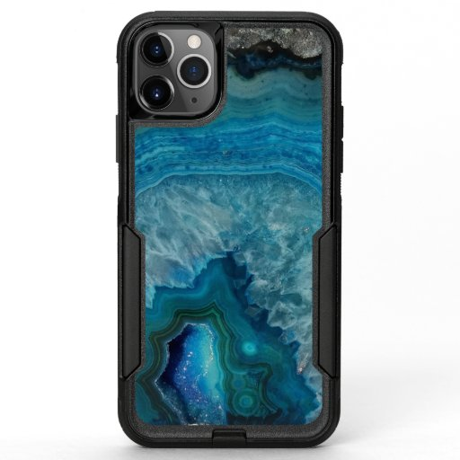 Blue Agate OtterBox Commuter iPhone 11 Pro Max Case