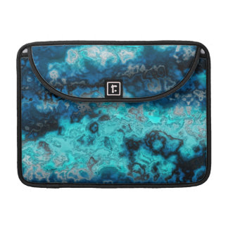 Blue Agate Sleeve For MacBook Pro