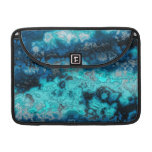 Blue Agate Sleeves For MacBook Pro