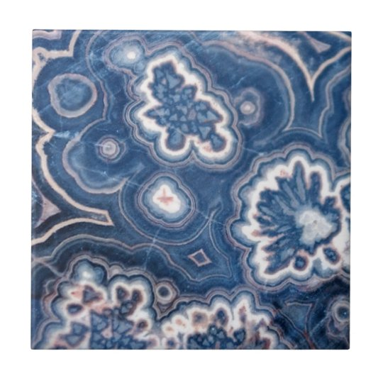Blue Agate Tile