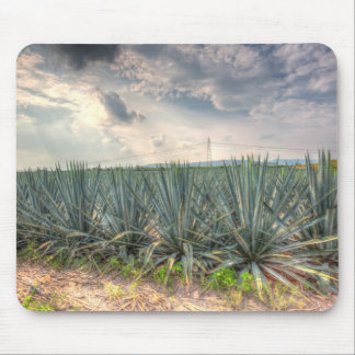Blue Agave Mouse Pad