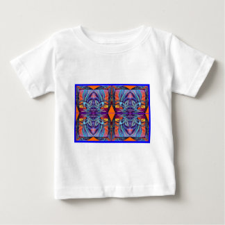 Blue Agave Surrealism by Sharles Baby T-Shirt