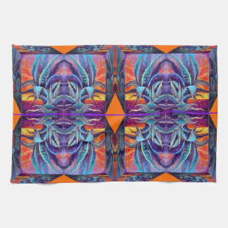 Blue Agave Surrealism by Sharles Towels