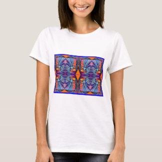 Blue Agave Surrealism by Sharles T-Shirt