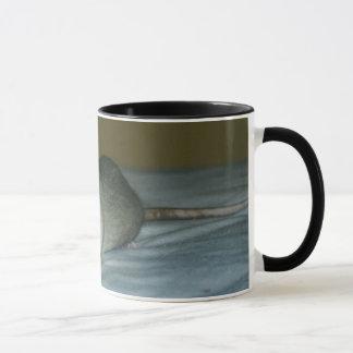 blue agouti baby rat mug