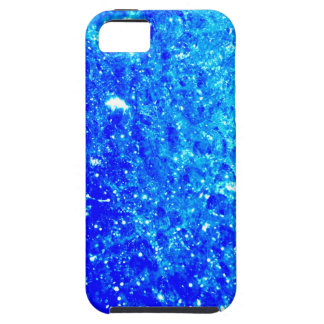 BLUE AIR BUBBLES iPhone SE/5/5s CASE