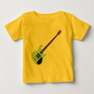 Blue Alembic Bass Guitar Baby T-Shirt