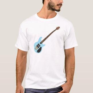 Blue Alembic Bass Guitar T-Shirt
