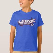 Blue All-Star T-shirt