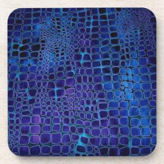 Blue Alligator Coaster