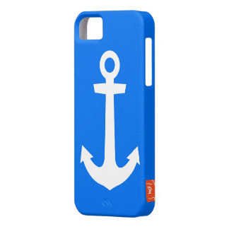 Blue Anchor IPhone case iPhone 5 Cover