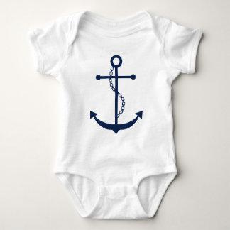 Blue Anchor Shirt
