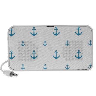 Blue Anchors Portable Speaker
