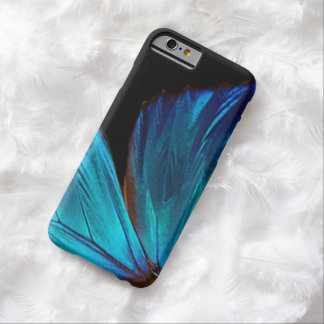 Blue and Black Butterfly Phone Case