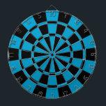 "Blue And Black Dartboard<br><div class=""desc"">Blue And Black Dart Board</div>"
