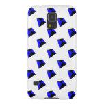 Blue and Black Diamond Kites Pattern Samsung Galaxy Nexus Cover