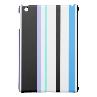 Blue And Black Lines iPad Speck Case iPad Mini Cases