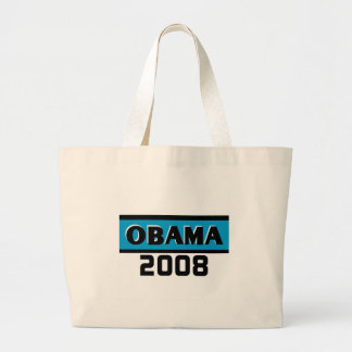 Blue and Black Obama 2008 Bags
