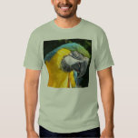 Blue and Gold Macaw Shirt