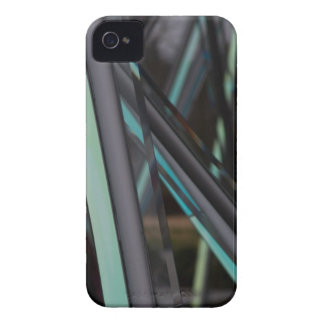 Blue and Graphite iPhone Case