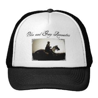 Blue and Gray Reenactors Official T-Shirt Trucker Hat