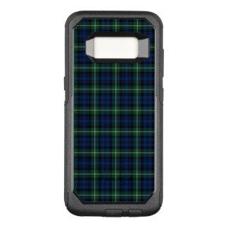 Blue and Green Clan Gordon Scottish Plaid OtterBox Commuter Samsung Galaxy S8 Case