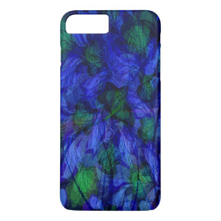 Blue And Green Marble Abstract iPhone 7 Plus Cases
