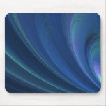 Blue And Green Soft Sand Waves Mousepads
