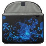 Blue And Moody MacBook Pro Sleeve