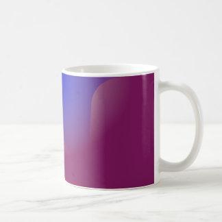 Blue and Orange in Pure Grape Juice Coffee Mug