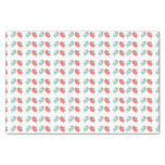 Blue and Pink Birds Tissue Paper