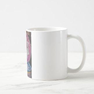 Blue and Pink Sombreros Coffee Mug
