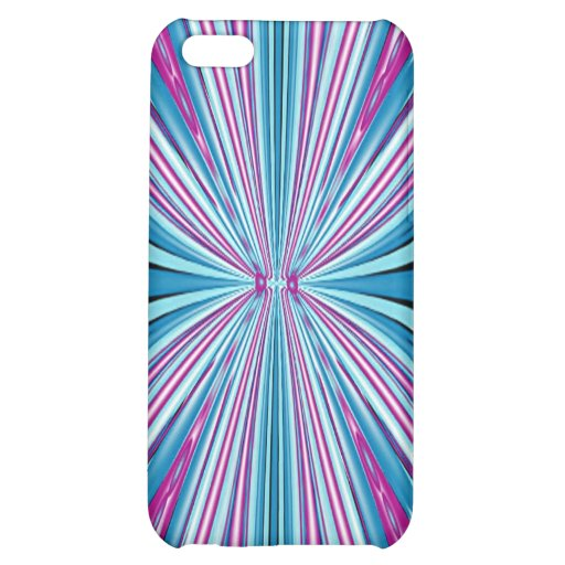 Blue and Pink Speck Case iPhone 5C Cases