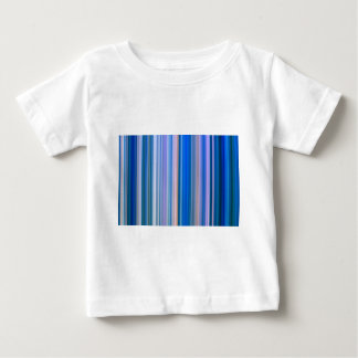 Blue and Pink Stripes Infant T-shirt