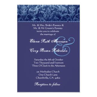 Purple And Blue Weding Invitations 015 - Purple And Blue Weding Invitations