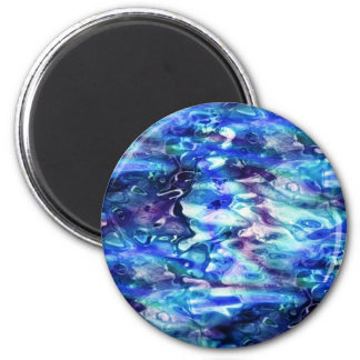 blue_and_purple_dimple_glass magnet