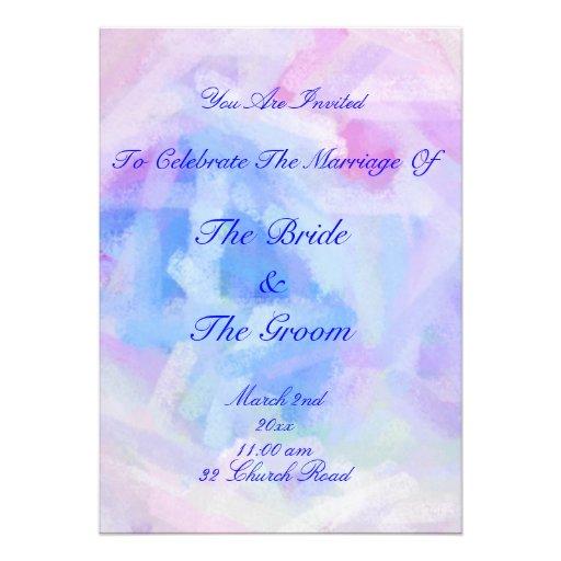 Purple And Blue Weding Invitations 026 - Purple And Blue Weding Invitations